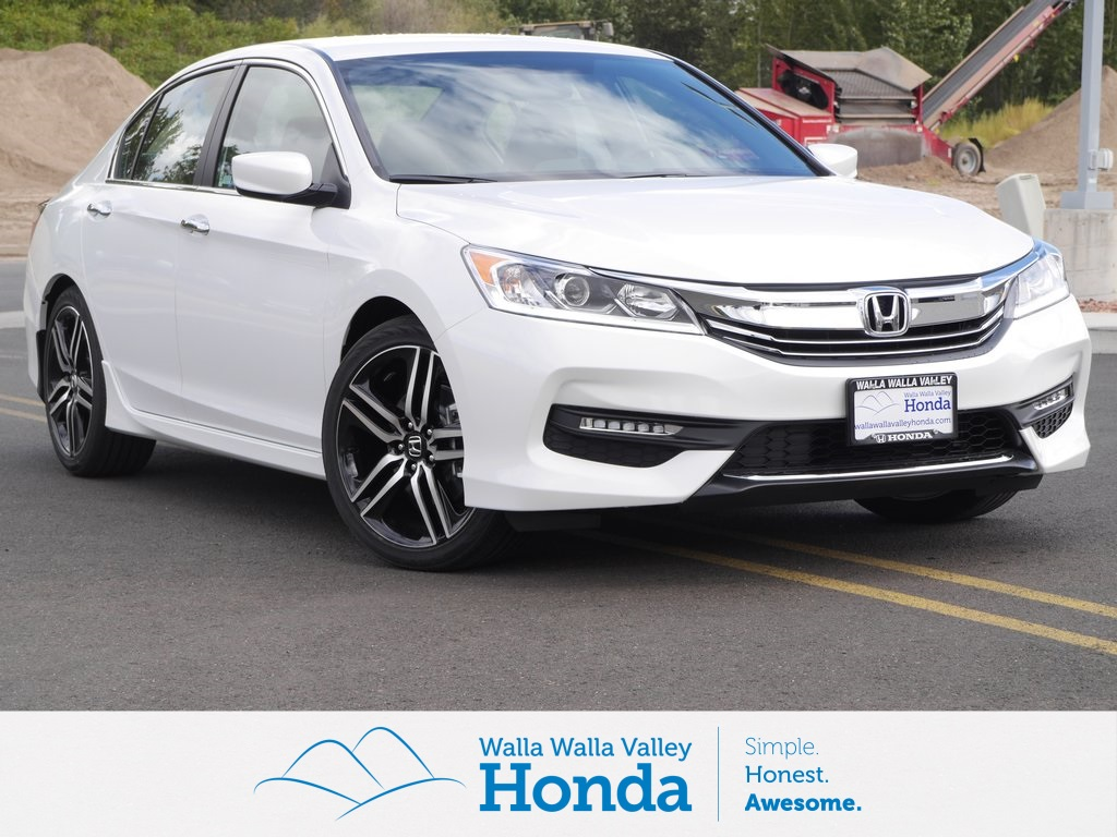 new 2017 honda accord sport special edition 4d sedan near walla walla wha064085 walla walla. Black Bedroom Furniture Sets. Home Design Ideas