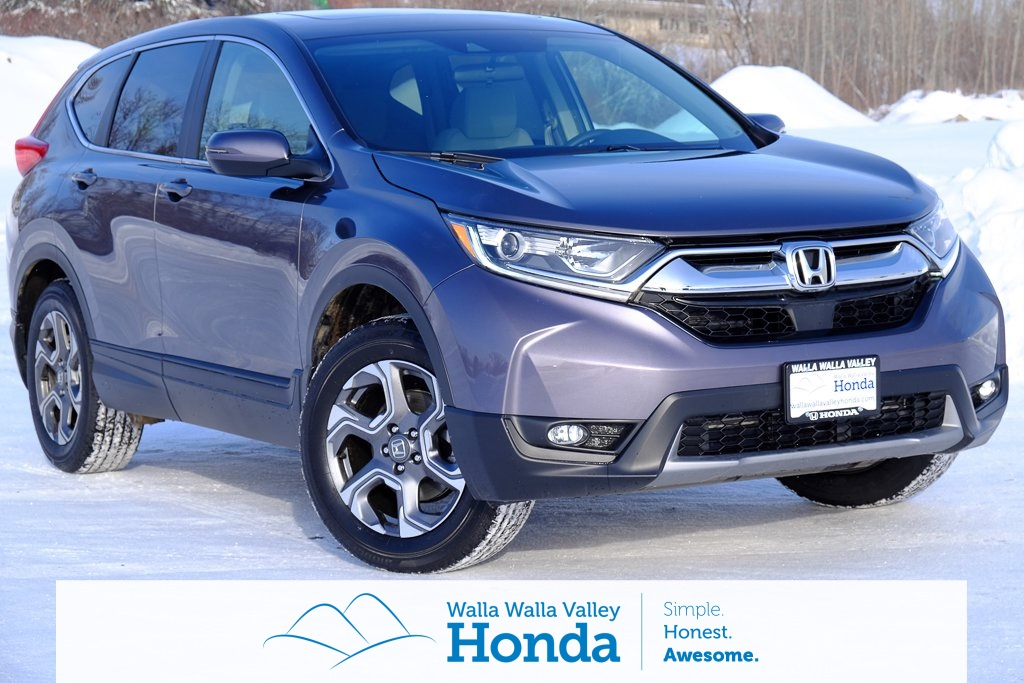 new 2017 honda cr v ex 4d sport utility near walla walla whh601543 walla walla valley honda. Black Bedroom Furniture Sets. Home Design Ideas