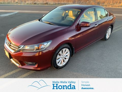 Certified Pre-Owned 2015 Honda Accord EX-L